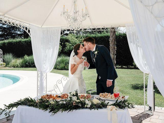Il matrimonio di Marco e Anna a Noale, Venezia 210