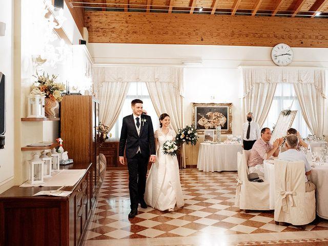 Il matrimonio di Marco e Anna a Noale, Venezia 228