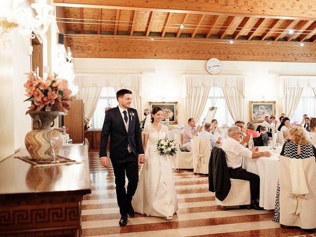 Il matrimonio di Marco e Anna a Noale, Venezia 229