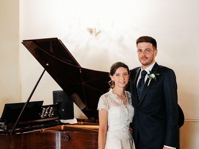 Il matrimonio di Marco e Anna a Noale, Venezia 234