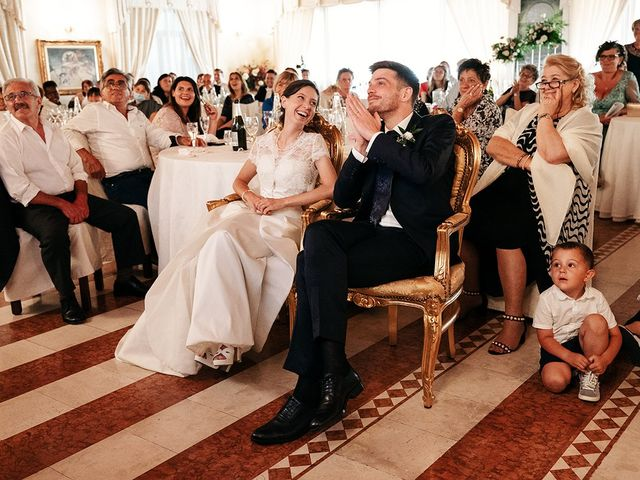 Il matrimonio di Marco e Anna a Noale, Venezia 238