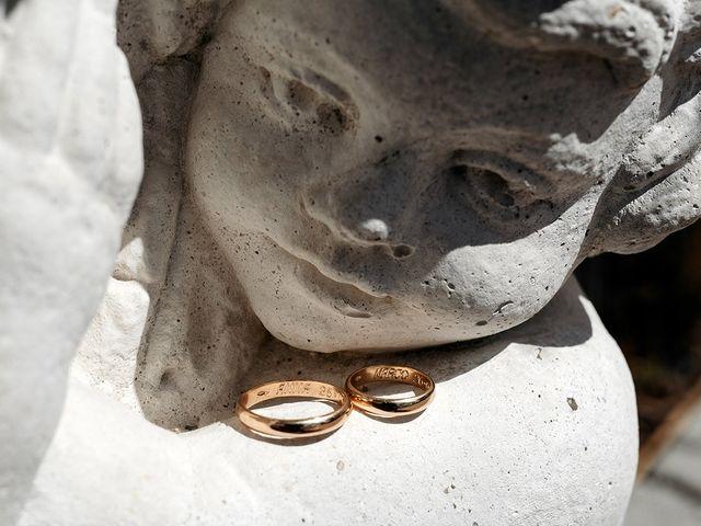 Il matrimonio di Marco e Anna a Noale, Venezia 239