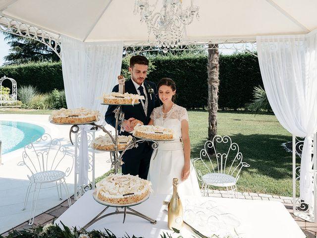 Il matrimonio di Marco e Anna a Noale, Venezia 253