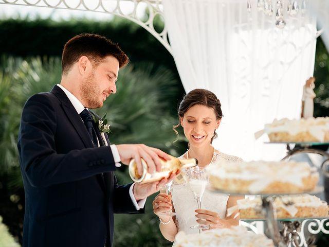 Il matrimonio di Marco e Anna a Noale, Venezia 262