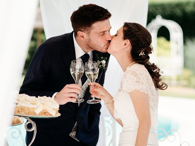 Il matrimonio di Marco e Anna a Noale, Venezia 264
