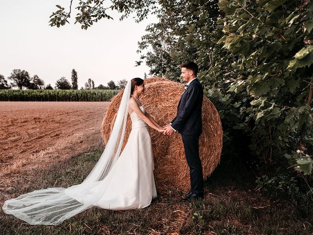 Il matrimonio di Marco e Anna a Noale, Venezia 266