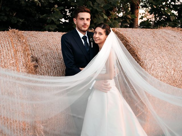 Il matrimonio di Marco e Anna a Noale, Venezia 276