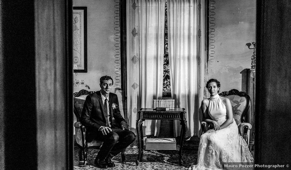 Il matrimonio di Max e Augusta a Vicenza, Vicenza