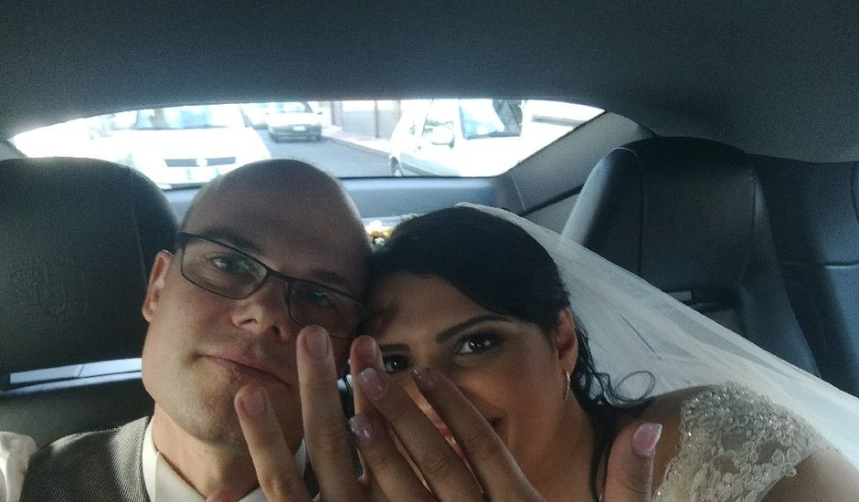 Il matrimonio di Luca e Federica a Carlentini, Siracusa