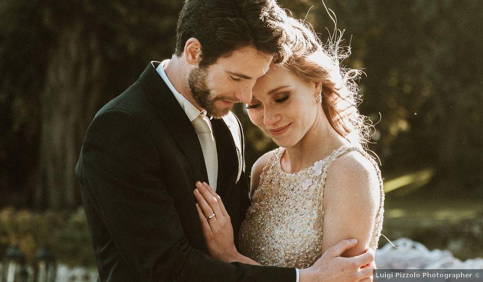 Il matrimonio di Ricky e Tessa a Castiglione del Lago, Perugia