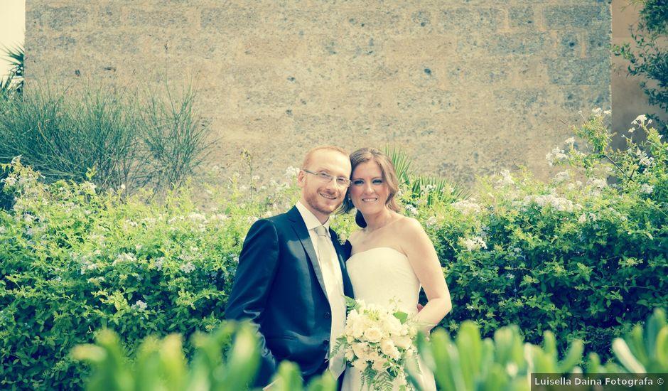 Il matrimonio di Luca e Piera a Marsala, Trapani
