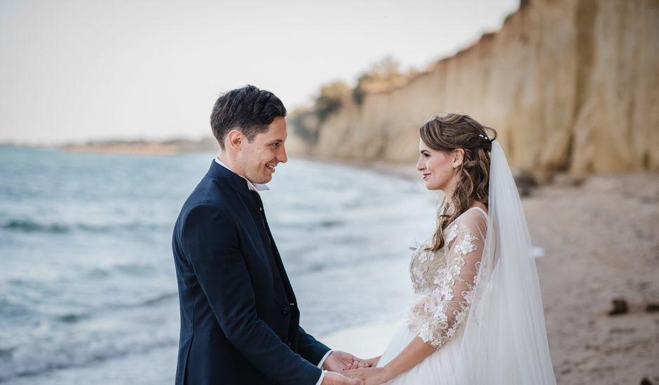 Il matrimonio di Antonio e Marta a Squinzano, Lecce