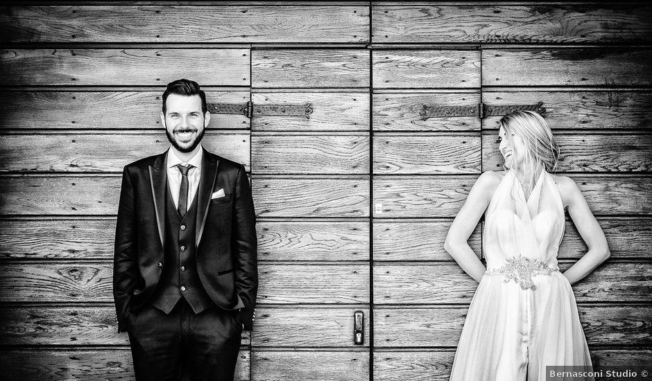 Il matrimonio di Andrea e Chiara a Botticino, Brescia