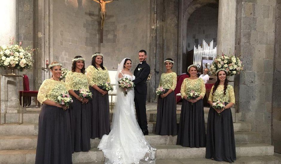 Il matrimonio di Danilo  e Francesca a Caserta, Caserta