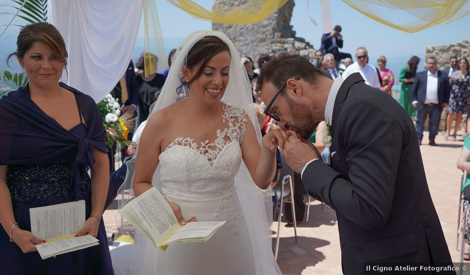 Il matrimonio di Giuseppe e Cristina a Latronico, Potenza