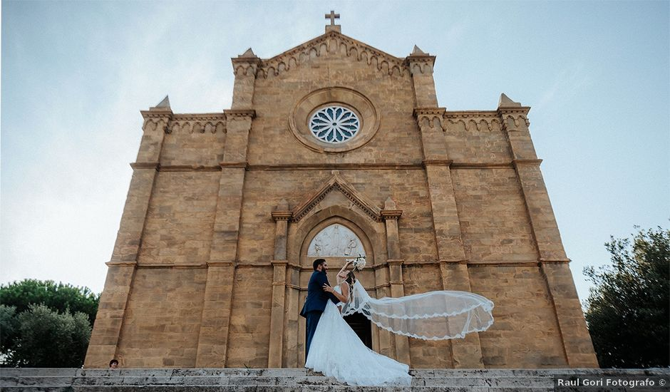 Il matrimonio di Gianluca e Lisa a Livorno, Livorno