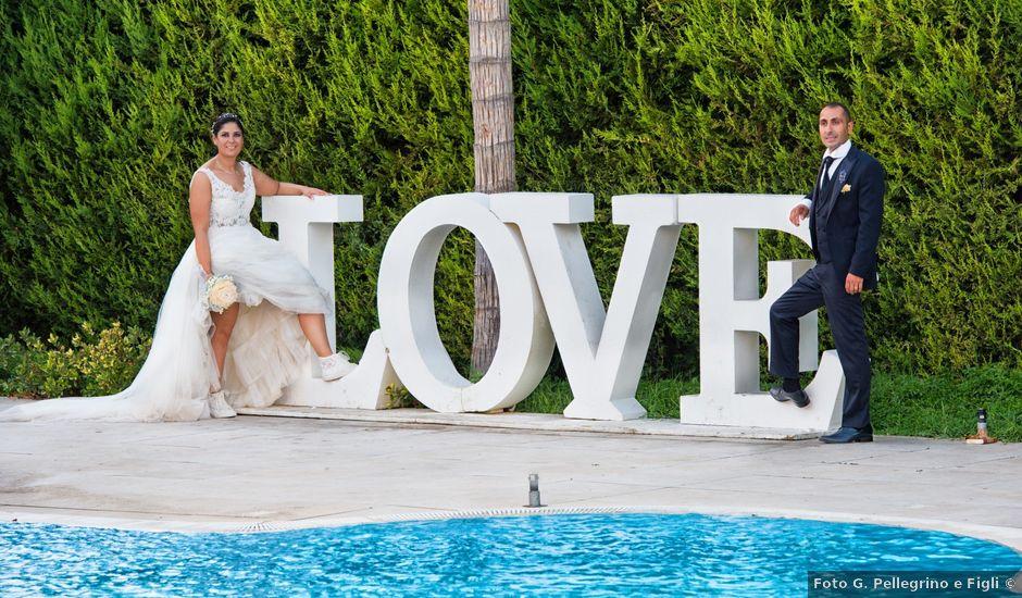 Il matrimonio di Luciano e Mariapina a Casalvecchio di Puglia, Foggia