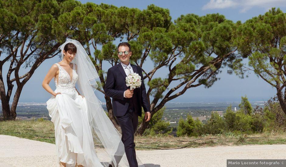 Il matrimonio di Cinzia e Francesco a Andria, Bari