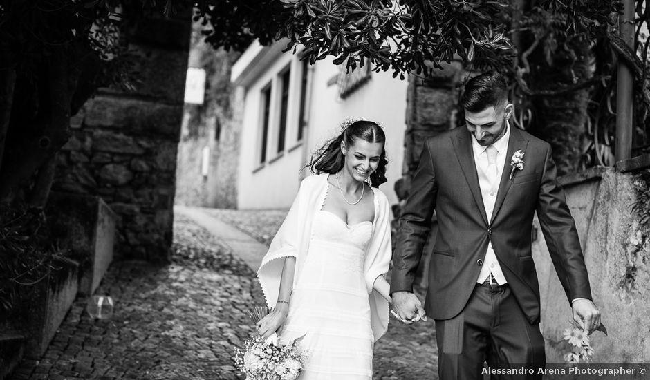 Il matrimonio di Lucio e Kristina a Varese, Varese
