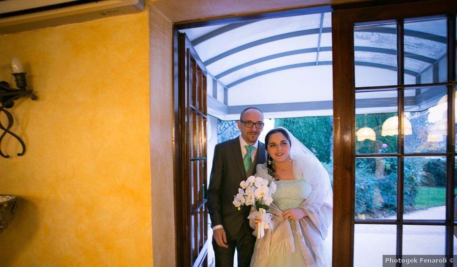 Il matrimonio di Emanuele e Deborah a Salò, Brescia