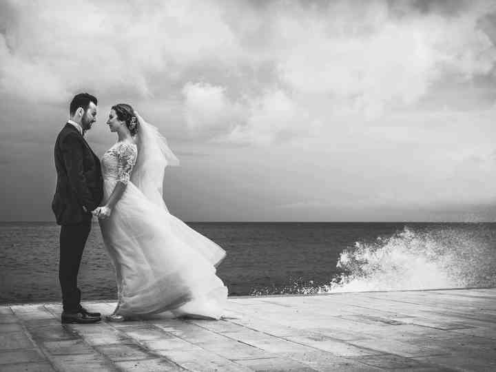 le nozze di Laura e Martino