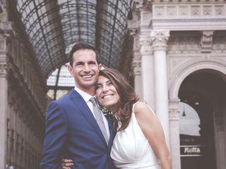 Le nozze di Gabriella e Davide