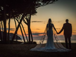 Le nozze di Giulia e Alessandro