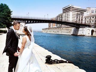 Le nozze di Giuliana e Paolo