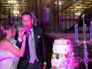 Le nozze di Enza e Sandro