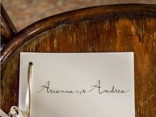 Le nozze di Arianna e Andrea 3