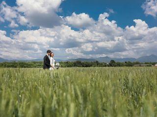 Le nozze di Inga e Lorenzo