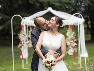 Le nozze di Sabrina e Domenico