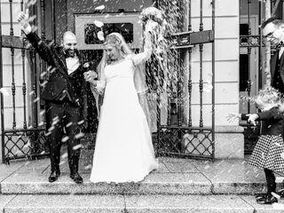 Le nozze di Gabriele e Monica