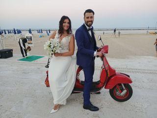 Le nozze di Lorenzo e Dalila