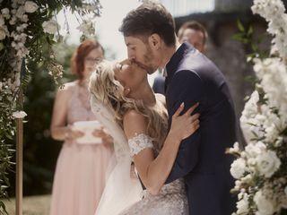 Le nozze di Alice e Thomas