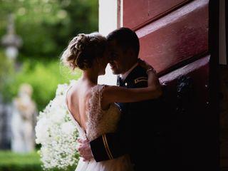 Le nozze di Lucy e Bryan