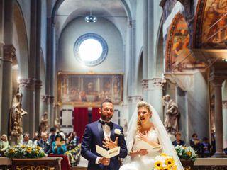 Le nozze di Chiara e Fabrizio