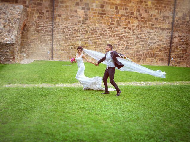 Il matrimonio di Mirco e Silvia a Fossacesia, Chieti 9