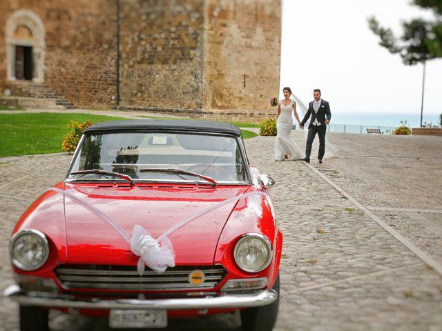 Il matrimonio di Mirco e Silvia a Fossacesia, Chieti 11