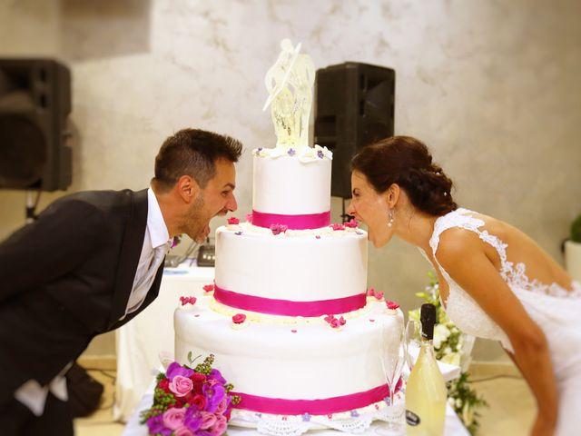 Il matrimonio di Mirco e Silvia a Fossacesia, Chieti 14