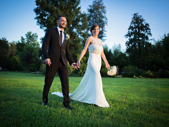 le nozze di Vale e Rob