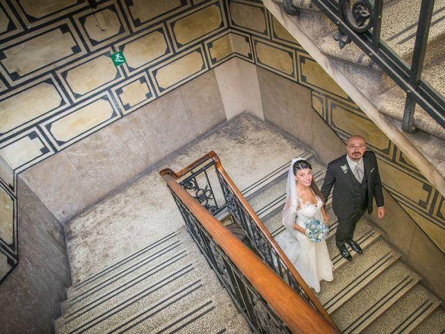 Il matrimonio di Alessandro e Giulia a Livorno, Livorno 17