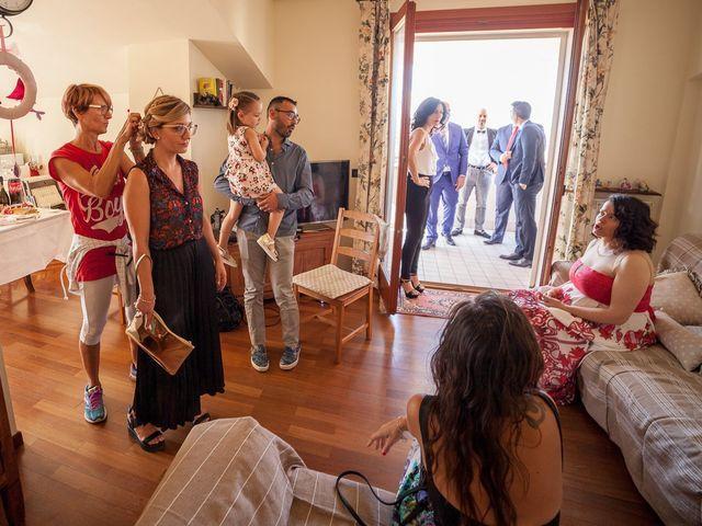 Il matrimonio di Massimo e Valentina a Osimo, Ancona 8