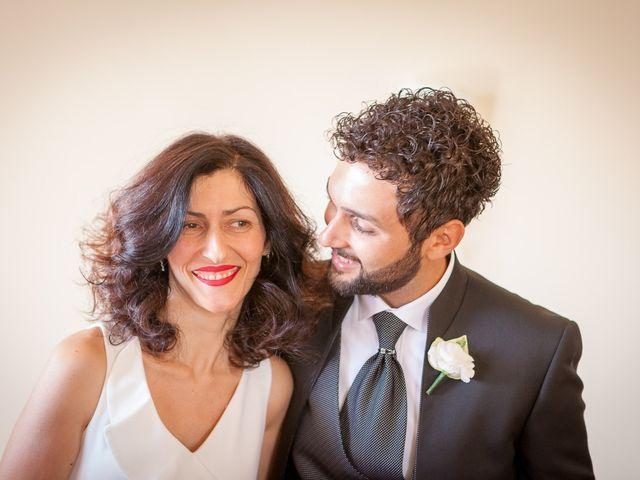 Il matrimonio di Massimo e Valentina a Osimo, Ancona 9