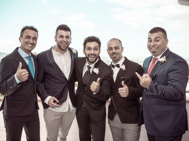 Il matrimonio di Massimo e Valentina a Osimo, Ancona 10