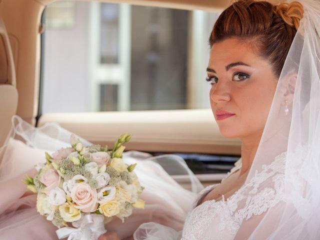 Il matrimonio di Massimo e Valentina a Osimo, Ancona 1