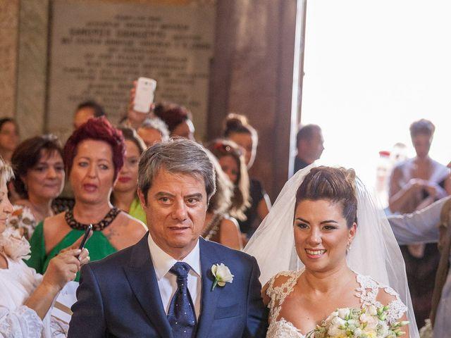 Il matrimonio di Massimo e Valentina a Osimo, Ancona 15