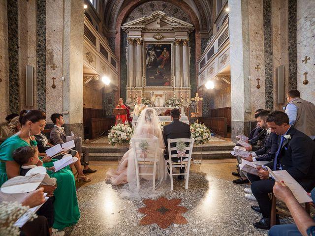 Il matrimonio di Massimo e Valentina a Osimo, Ancona 16