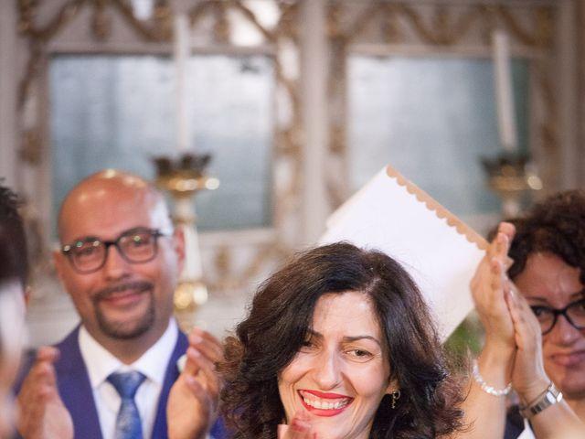 Il matrimonio di Massimo e Valentina a Osimo, Ancona 17