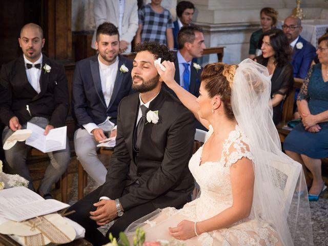 Il matrimonio di Massimo e Valentina a Osimo, Ancona 18